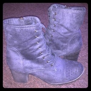 ALL PURPOSE WEDGE BOOTS